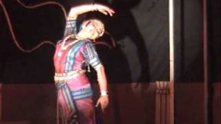 Tagore Dance - Akash Bhora Surya Tara  :  Solo - Debamitra Sengupta