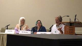 Panel: 25 Years of MYST & MYST Fandom - Geek Girl Con 2018 - with Rand Miller (4/6)