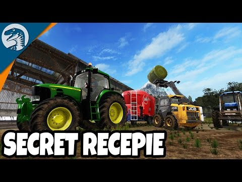 THE SECRET TO THE PERFECT DAIRY FARM | Rappack Farms #36 | Farming Simulator 17 Multiplayer Gameplay