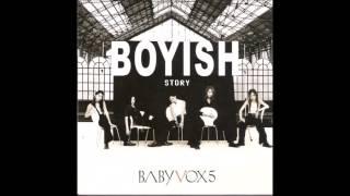 베이비복스(Baby V.O.X)  마지막 선물 (가사 첨부)