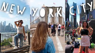 being the ultimate tourist in new york city | Zoe Maya