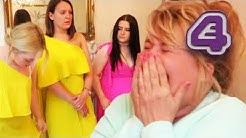 """Bride's Mum Cannot Stop Laughing At """"Disgusting"""" Bridesmaids Dresses!! 