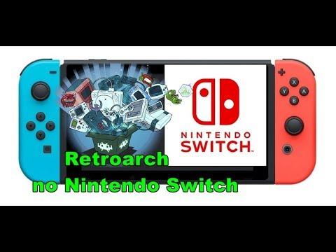 Tutorial Instalar Retroarch no Nintendo Switch