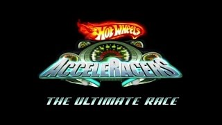 [HD] 4.0 Hot Wheels AcceleRacers: The Ultimate Race - english