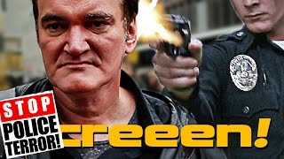 Polizei HASST Tarantino?! | SCREEEN! #News