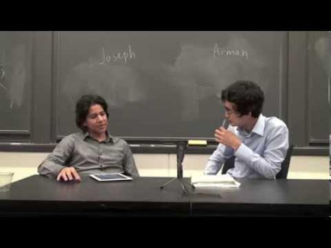Conversation with Joe Perla, 2-time Princeton dropout, Turntable.fm