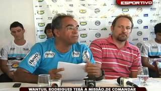 Tv Canal 20 - Momento Esportivo - Apresentação do Montes Claros Futebol Clube - Bloco 003