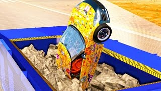 BeamNG Drive – Destruction Madness #1