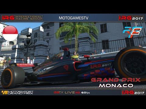 IRG Formula 2017 – Monaco – R5 – rFactor 2
