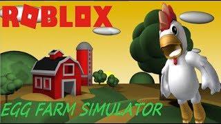 I DON'T KNOW HOW TO KILL THE CHICKEN BOSS!!! | Roblox Egg Farm Simulator