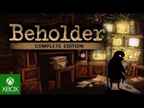 Beholder Complete Edition - Out now on Xbox One