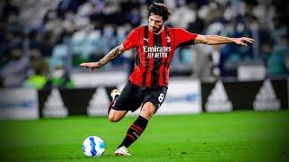 Sandro Tonali 2021/22 - AC Milan's New Regista