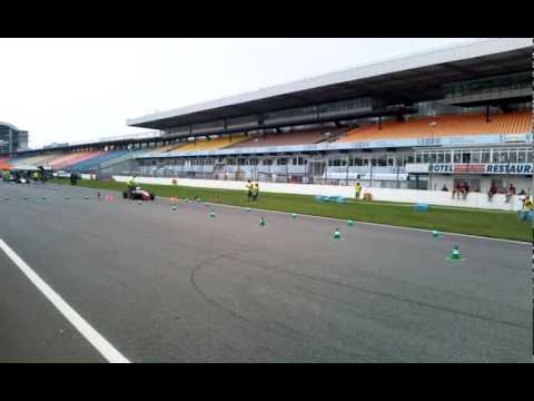 Ignition Racing Team - IR 09 - Black Phoenix - Acceleration - Hockenheim