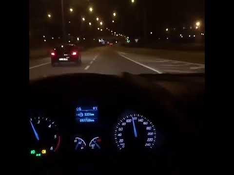 focus mk3 gece sürüş snap