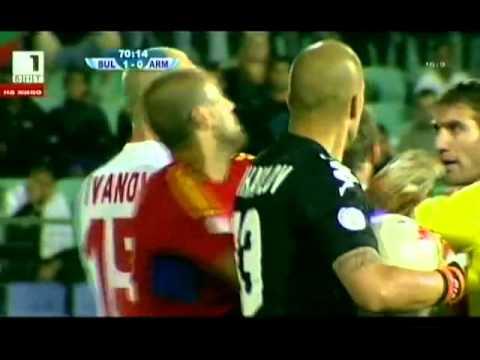 Bulgaria - Armenia  1:0 / България Армения 1:0 World Cup Qualification   11.09.2012
