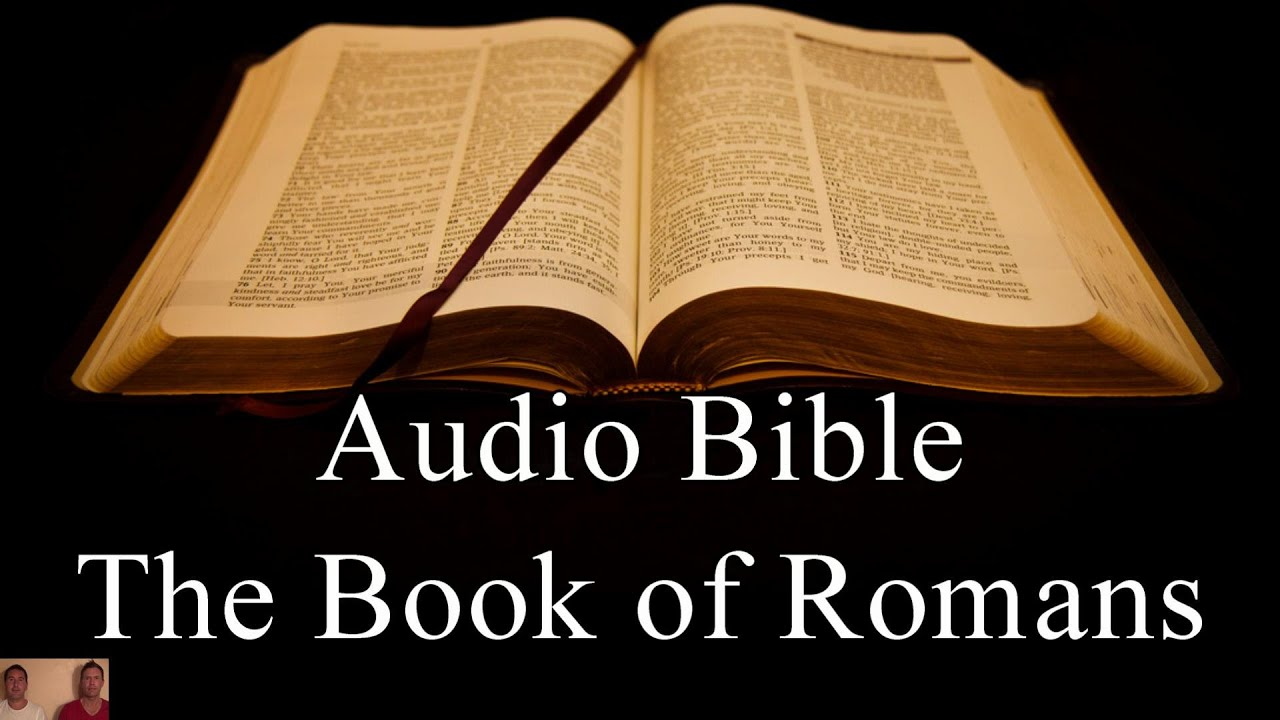 who wrote the book of romans in the new testament