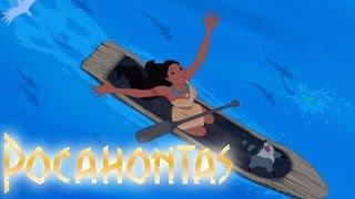 Disney - Pocahontas - Teil 1 und 2 als Doppelpack auf Blu-ray