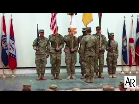 NATO: Al Udeid AB, Qatar Has A New Commander Today - 69th &