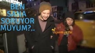 RIZA KOCAOĞLU SEVGİLİSİ ZEYNEP BASTIK'LA GECE TURUNDA!