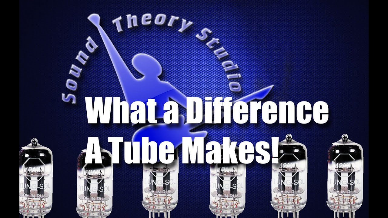 What A Difference A Tube Makes! Tung Sol vs Mesa vs JJ Tubes