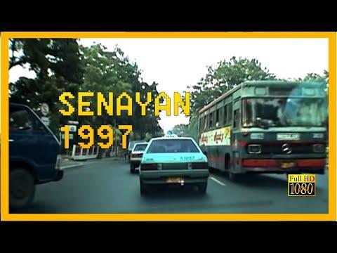 Nyetir Di Jakarta Pusat Tahun 1997/ Driving In Central Jakarta 1997