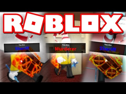 3 TIMES IN A ROW - ROBLOX MURDER MYSTERY 2