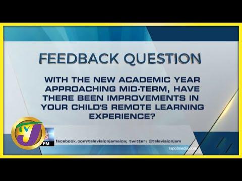 Feedback Question   TVJ News - Oct 12 2021