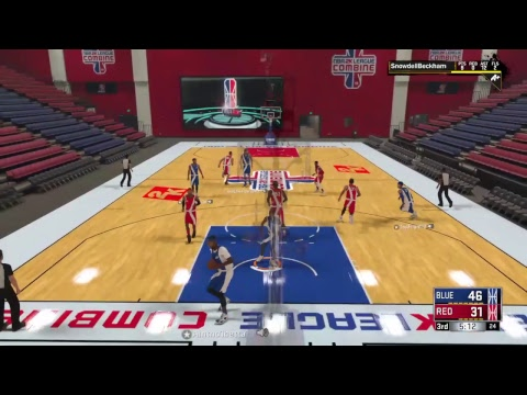 Nba 2k18 League Combine Point Guard