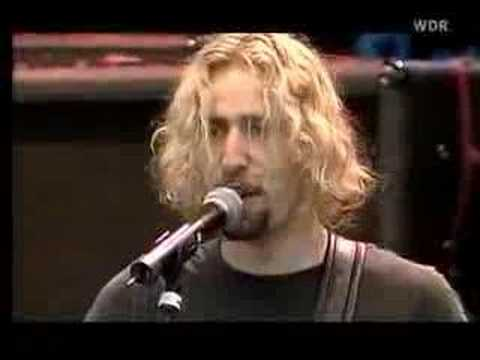 Nickelback- Sad But True