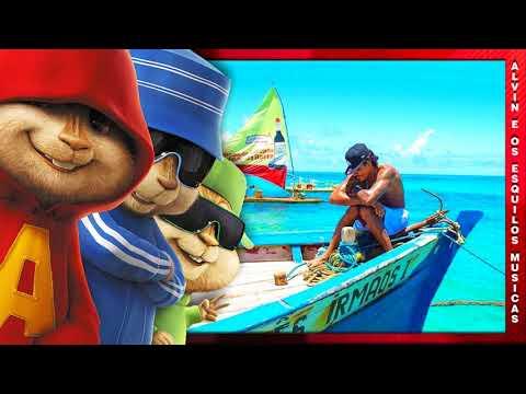MC Livinho - Azul Piscina - Perera DJ - Alvin e os Esquilos