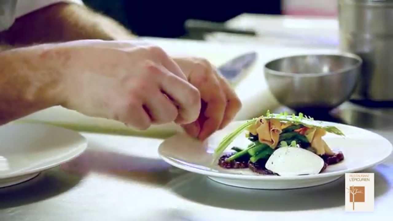 Restaurant gastronomique albi la cr ation d 39 un plat l 39 picurien youtube - Comment dessaler un plat cuisine ...