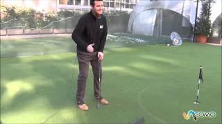 El putt en golf - El golpe de cerca