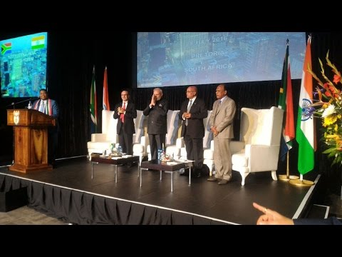 PM Modi at India-South Africa Business Meet, CSIR, South Africa