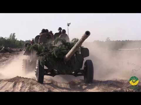 """""""Рапіра"""" та ПТРК """"Штурм"""": як тренують протитанкістів"""