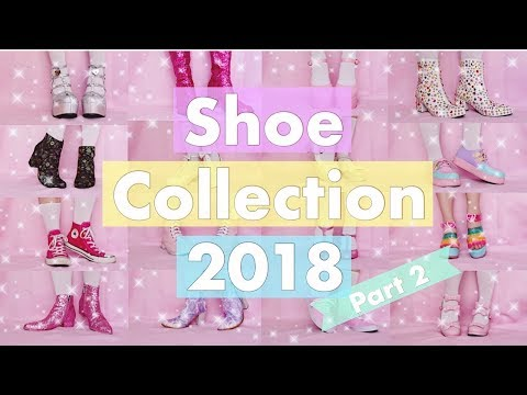 MY SHOE COLLECTION  2018 | PART 2