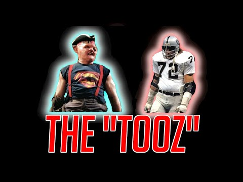 """the Tooz"" John Matuszak - Oakland Raiders"