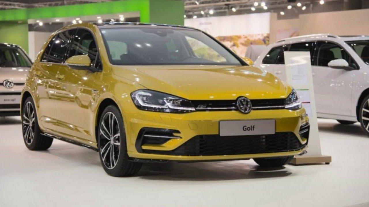 first look new volkswagen golf mk8 june 2019 production confirmed [ 1280 x 720 Pixel ]