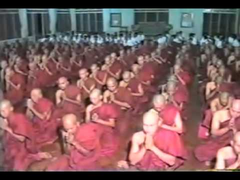 Mahasi Vipassana Tradition: Shew Min Wun Meditation Center (Part I)