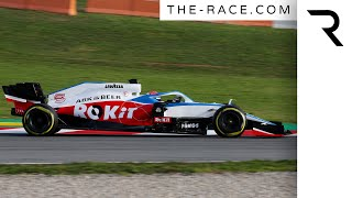 Why new Williams F1 car is still a step behind the rest - FW43 technical analysis