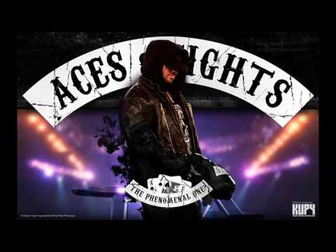 WWE/TNA | Aj Styles | Evil Ways/Get Ready To Fly | Arena Effects 2014