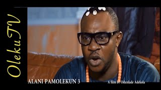 ALANI PAMOLEKUN 3 | Latest 2015 Yoruba Movie (Premium) Starring Adekola Odunlade