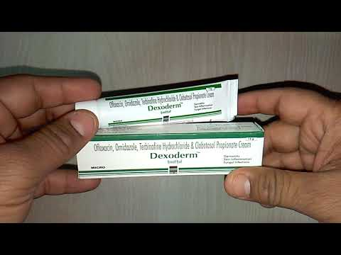 Dexoderm Cream डेक्सोडर्म क्रीम uses composition side effect precaution how to use & review