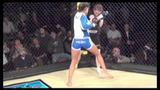 Conquest of the Cage MMA: Julianna Pena (Spokane, WA) vs Rachel Swatez (Vancouver, BC