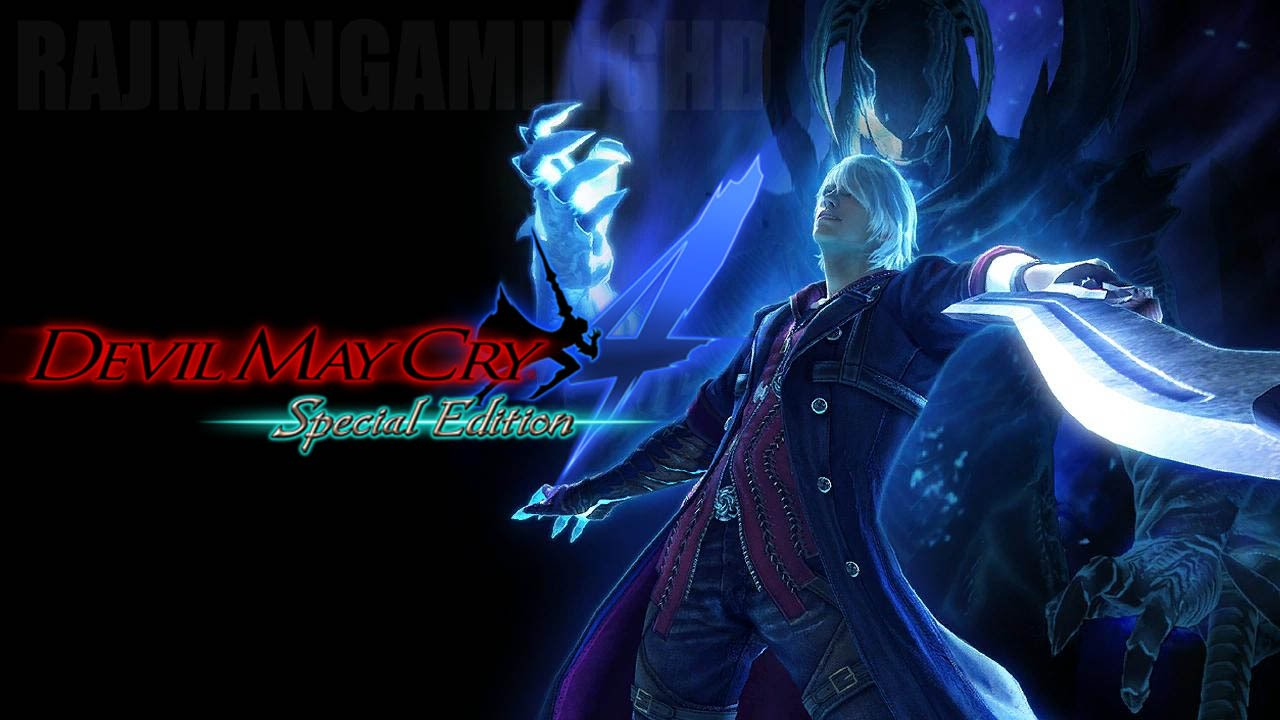 Devil may cry 4 special edition nero combat introduction 60fps 1080p dmc4 true hd quality - Devil may cry hd pics ...