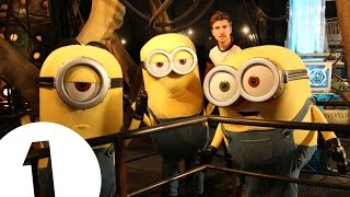 Greg James: Mind My Minions