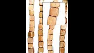 Bedido - Wholesale Wood Beads, Natural Wooden Jewelry, Unfinished Components