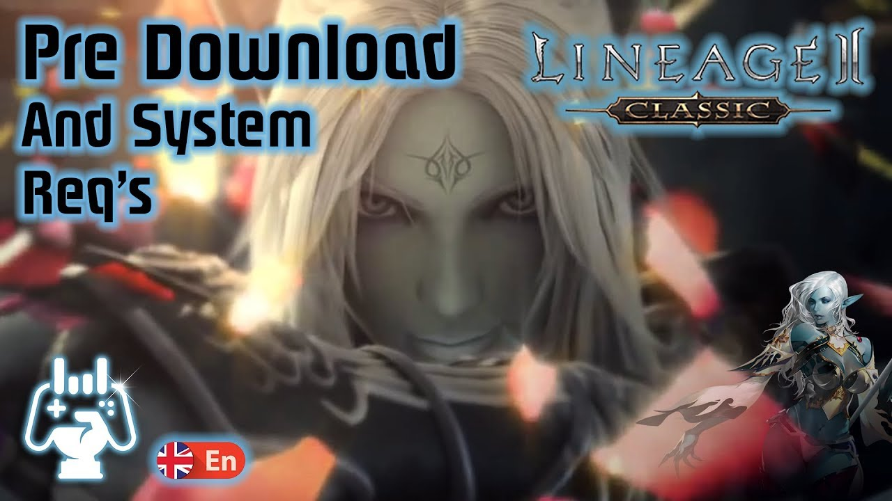 Complete system requirements Lineage 2