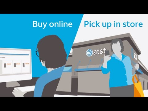Buy Online, Pick Up in Store – AT&T Premier