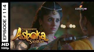 Chakravartin Ashoka Samrat - 8th July 2015 - चक्रवतीन अशोक सम्राट - Full Episode (HD)
