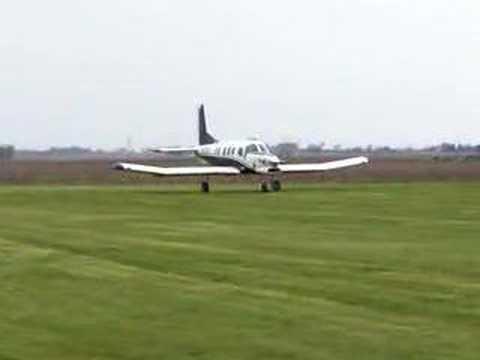 PAC 750 XL Take off